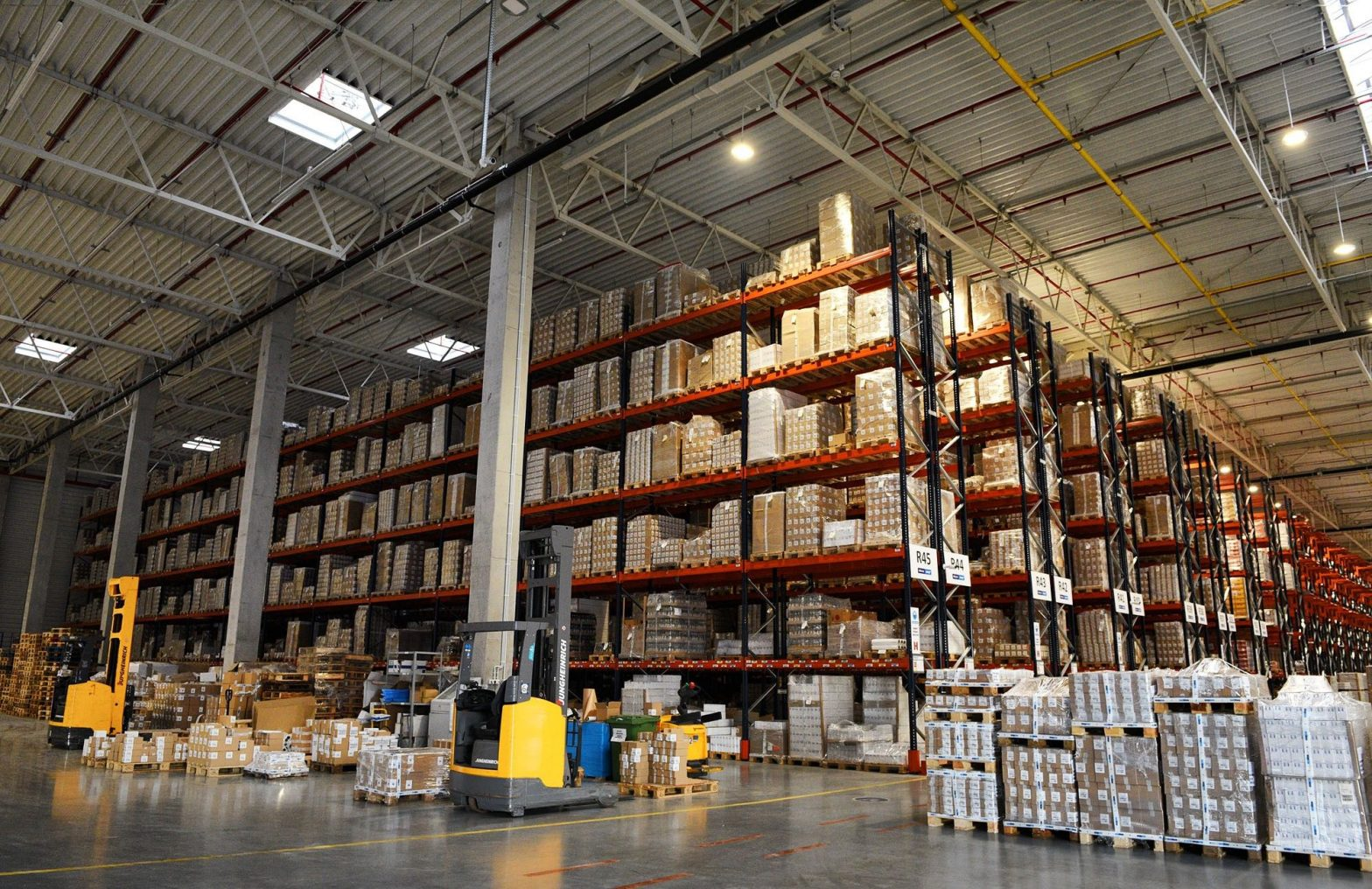 Types of warehouse offices