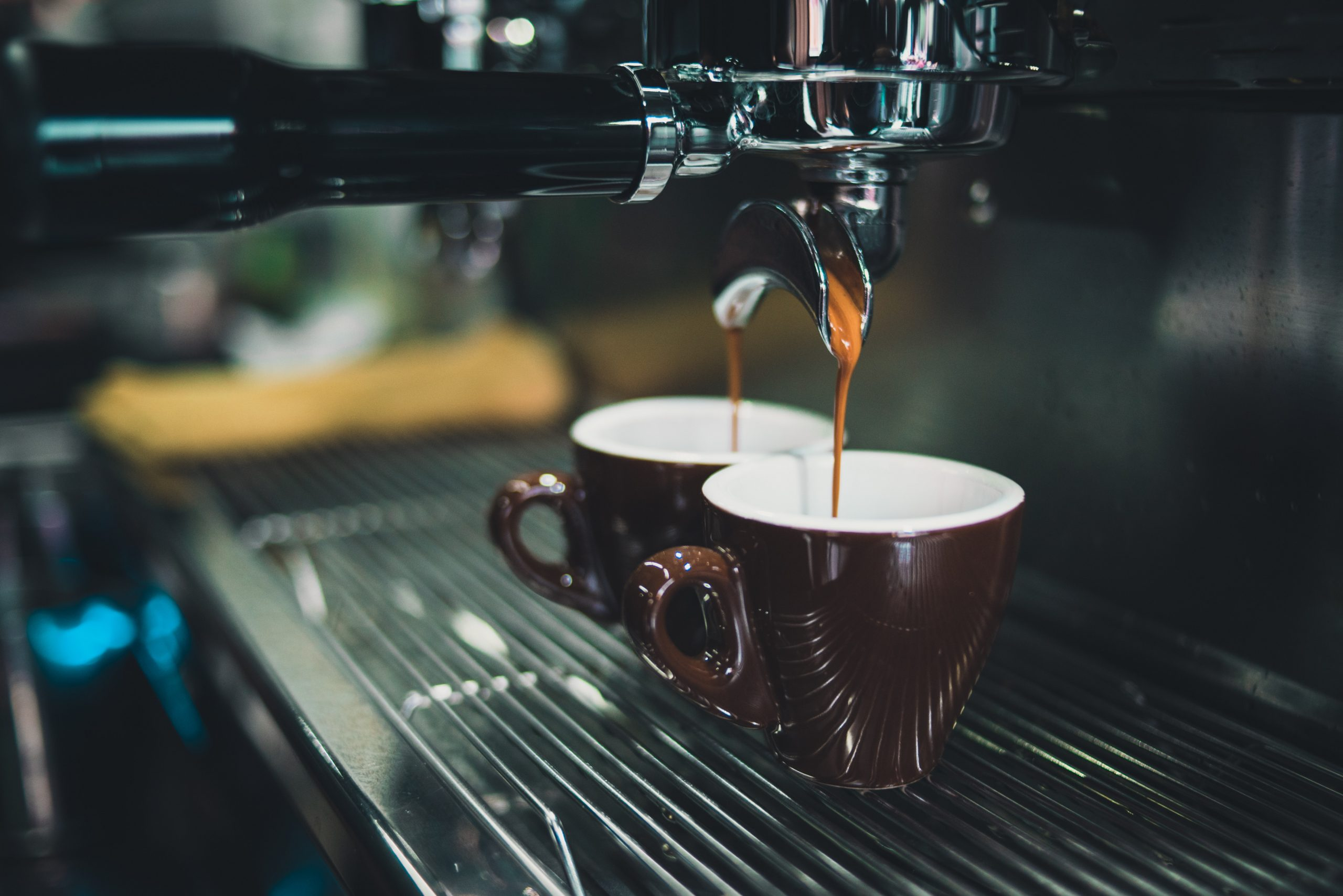 The different types of coffee machines